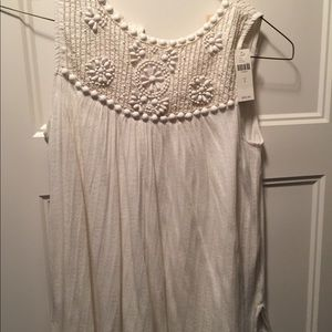 Anthropologie blouse, never worn
